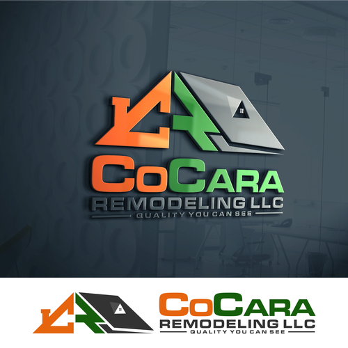 CoCara Remodeling. LLC - CoCara Remodeling LLC needs someone to Create a powerful Logo for New business