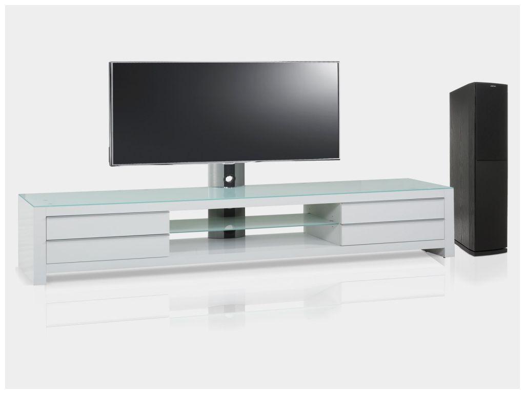beau meuble tv avec support 65 pouces