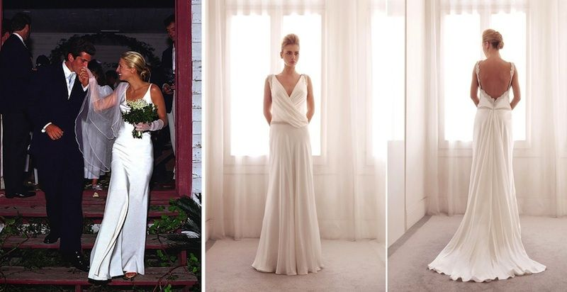 5 Modern Day Wedding Dresses Inspired by 20th Century Icons ...