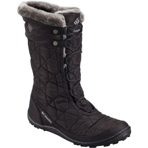Columbia Womens Minx Mid II OmniHeat Winter Boot  Black  DICKS  Sporting Goods