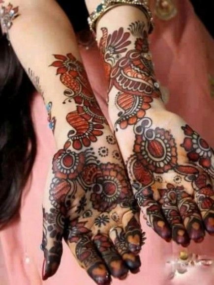 Mehndi Dailymotion : Mehndi designs for hands dailymotion