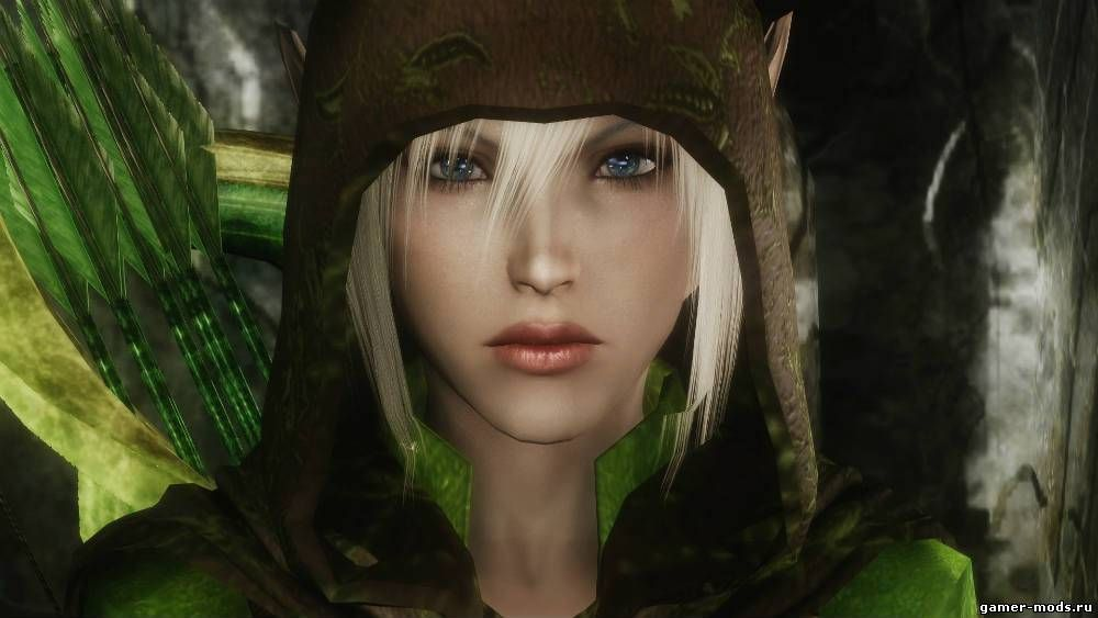 beautiful elves skyrim