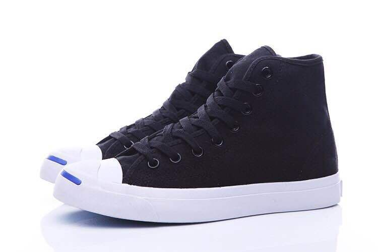 3fc4555bd1cd  converse Converse Black Limited Edition High Tops Jack Purcell Mens Shoes