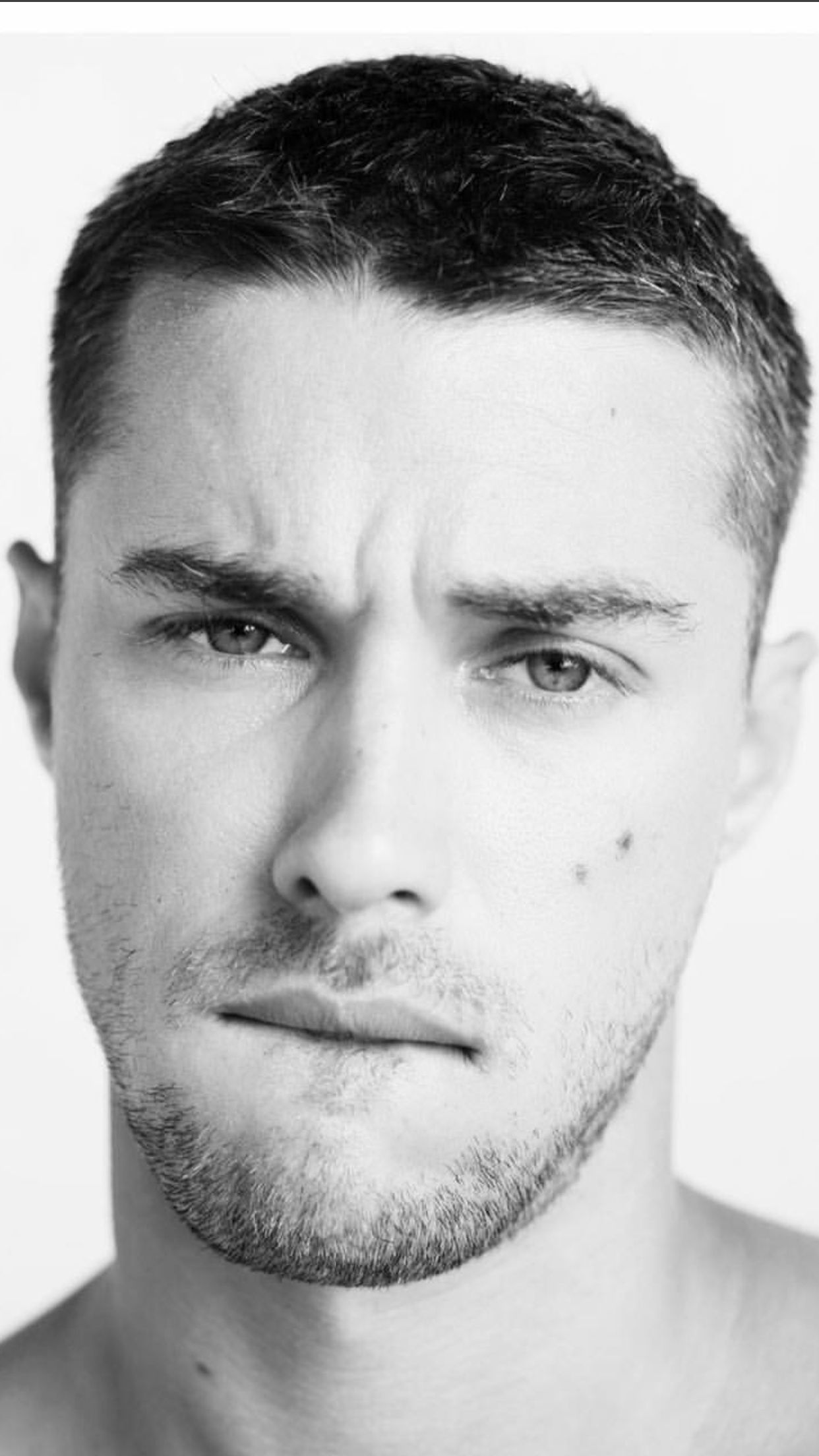 Pin by mrch on face hairstyles men in pinterest