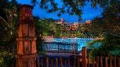 Piscina no Disney's Animal Kingdom Lodge