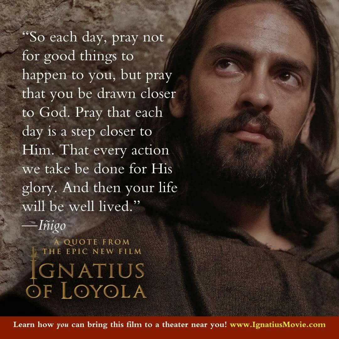St Ignatius Quotes Pinellen Finan On Quotes  Pinterest