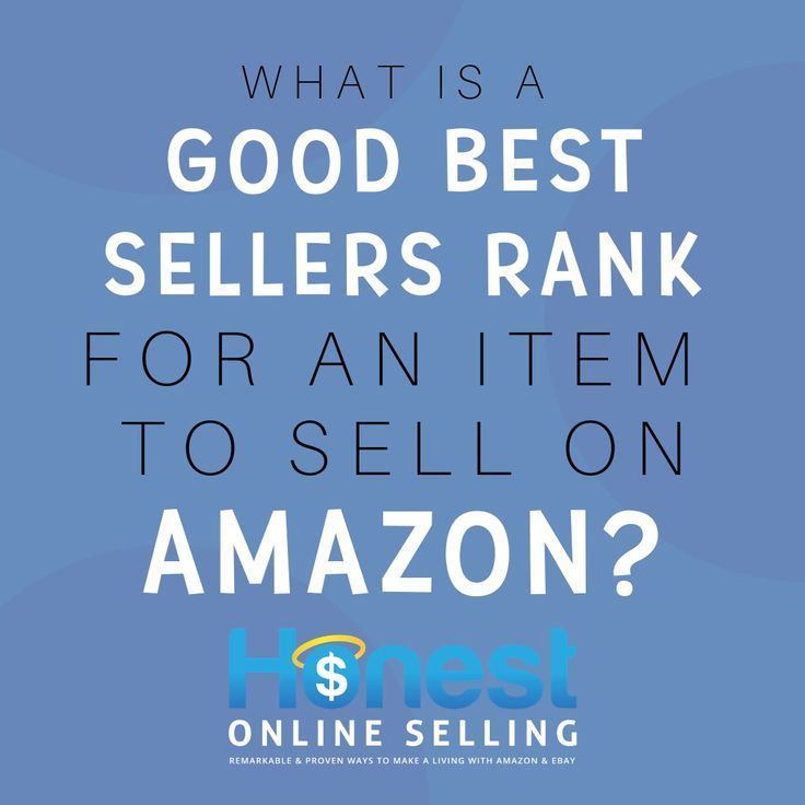 what is good to sell on amazon