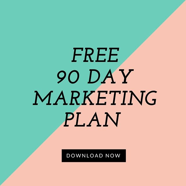 Plan for success! A Free and easy to use Marketing Plan template for