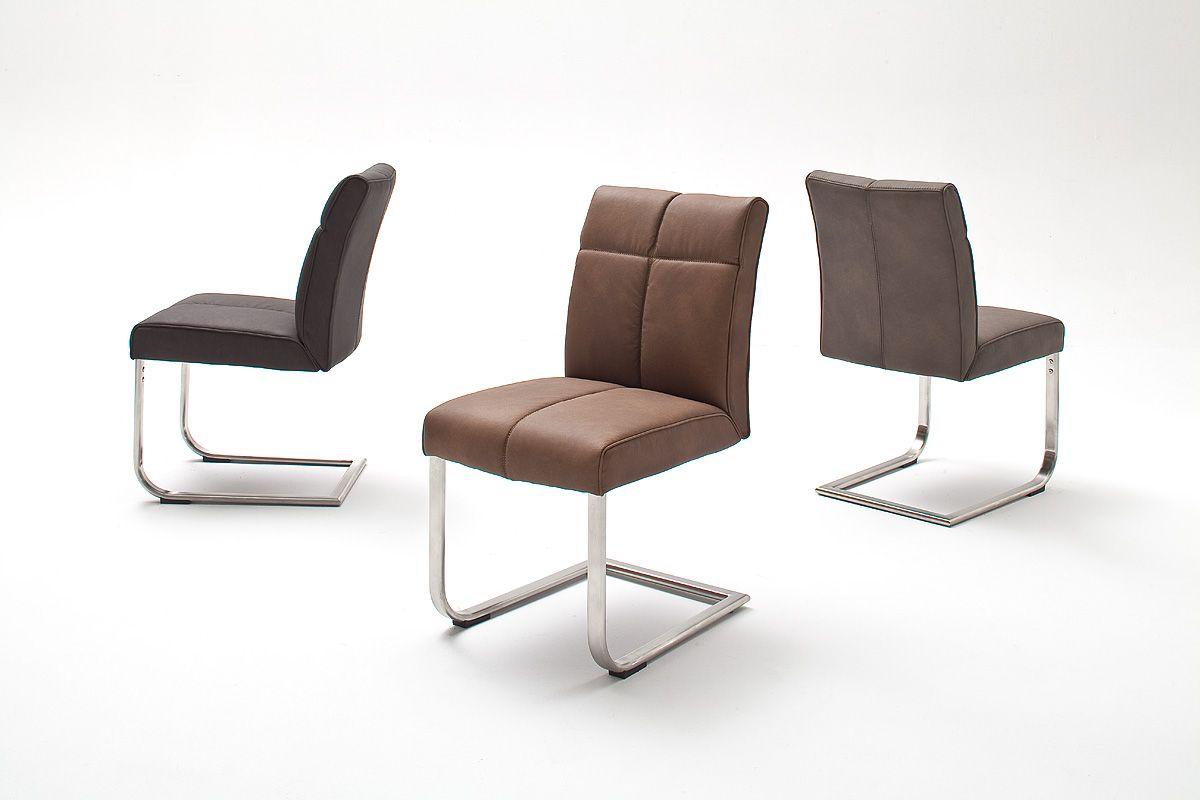 esszimmerstuhl flash schwingstuhl 3 verschiedene farbvarianten material gestell ovalrohr 20 x. Black Bedroom Furniture Sets. Home Design Ideas