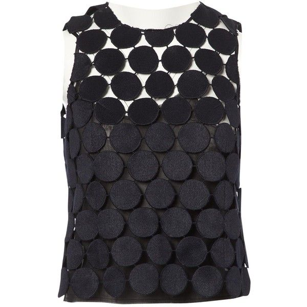 8515cb5abf041 Pre-owned Marni Camisole ( 251) ❤ liked on Polyvore featuring tops ...