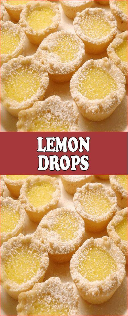 Drops   - Lemon Love -Lemon Drops   - Lemon Love -