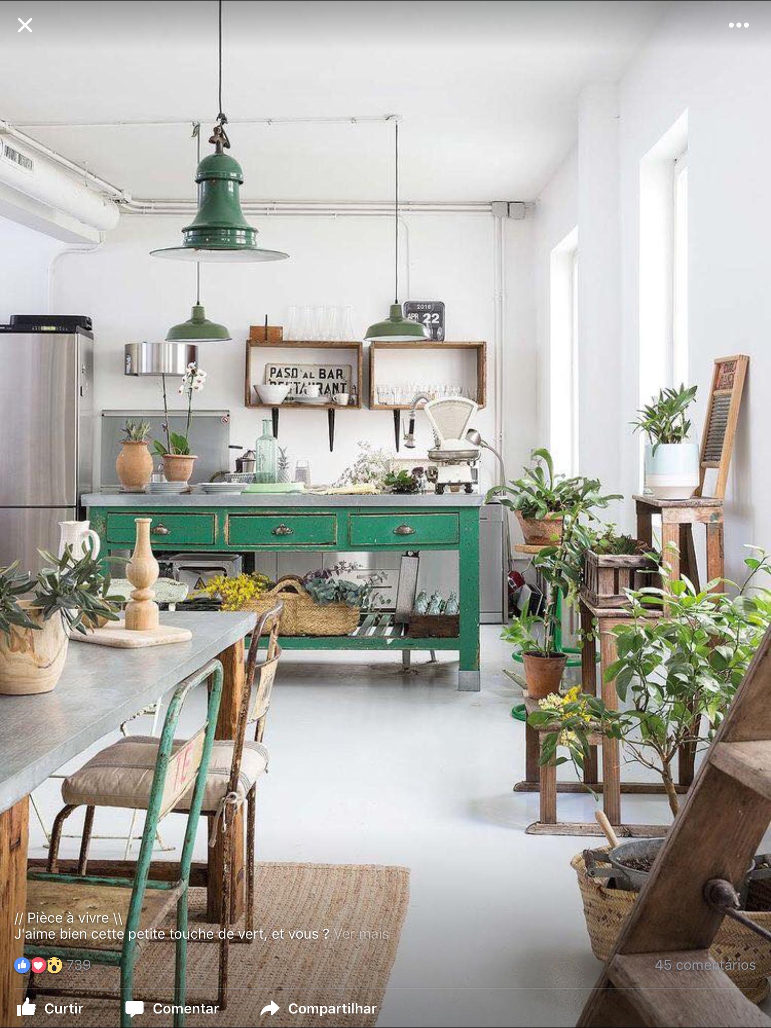 Pin von Ola Ola auf Kuchnia | Pinterest | Kücheninsel, Tisch und ...