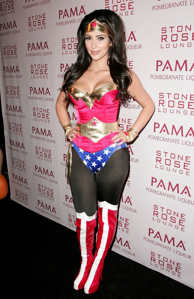 Distasteful celebrity costumes for girls