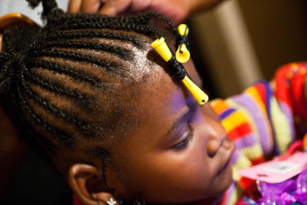 How to Braid African American Hair #africanamericanhair