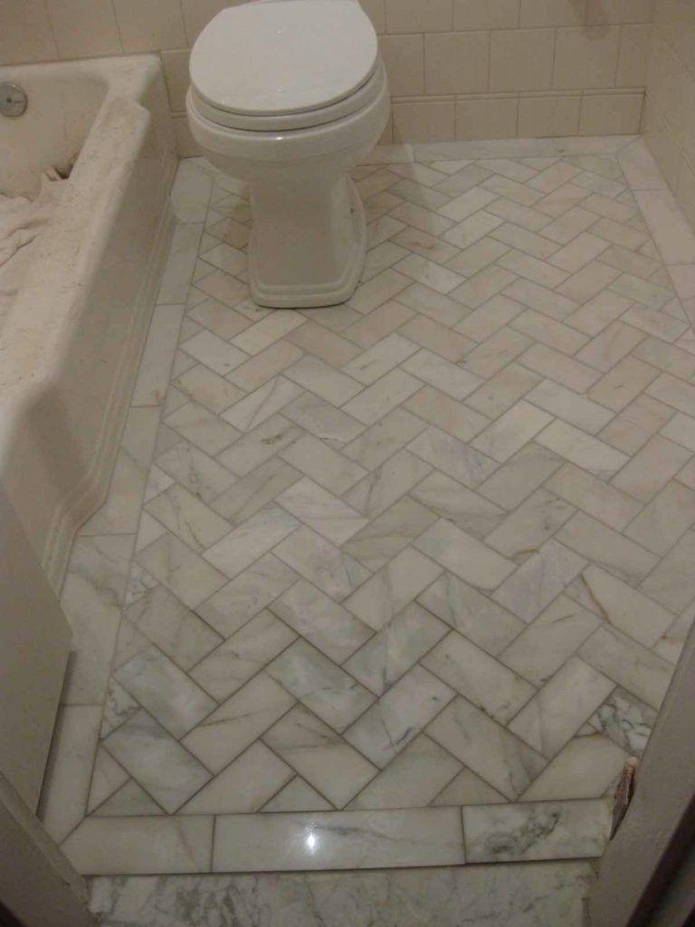 Bathroom Floor Tile Herringbone Pattern Herringbone Tile Floor Herringbone Tile Floors Herringbone Tile Tile Floor