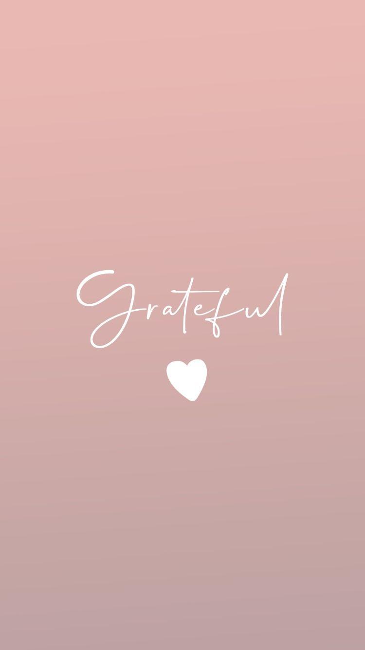 Wallpaper Grateful Inspirational Quotes Background Grateful Quotes Blessed Wallpaper
