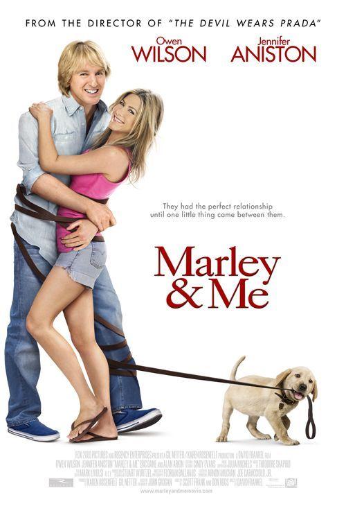 Marley E Eu Lindo Filme Sobre Um Cachorrinho Chamado Marley Que