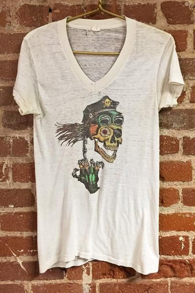 PRE ORDER ✠ Bad JuJu Custom Vintage Tshirt