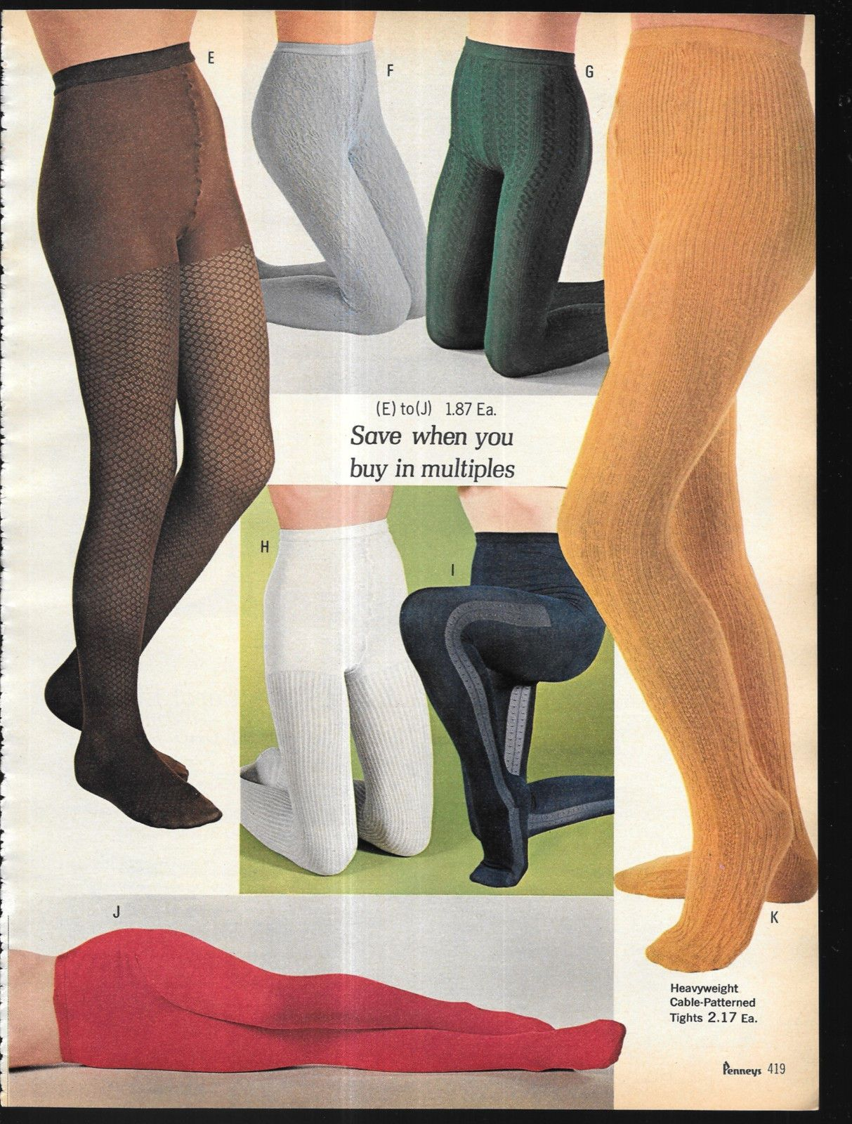 Think, leggs pantyhose catalog think, what