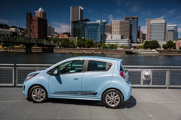 Why Chevrolet Needs To Sell The Spark Ev Across The U S