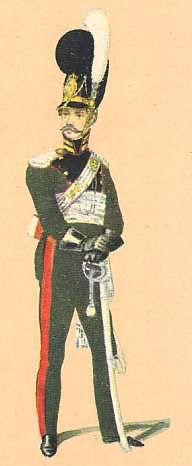 Bavaria: 1st Lieutenant 1st Chevau-Leger Regiment (Kurprinz): 1809