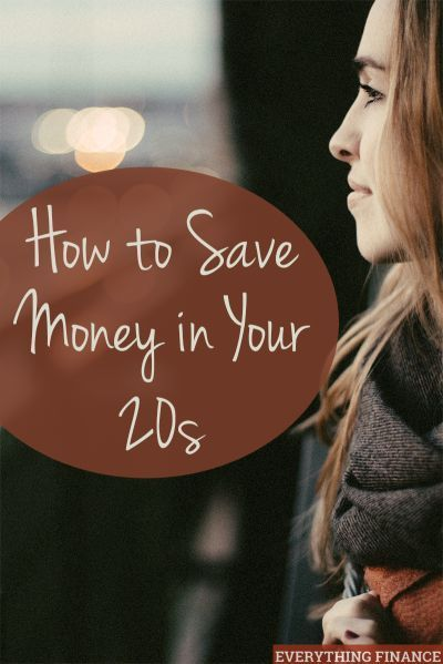 to Save Money in Your 20s If you're looking for a little guidance on how to get started saving while in college or after, this post has the tips you need!If you're looking for a little guidance on how to get started saving while in college or after, this post has the tips you need!