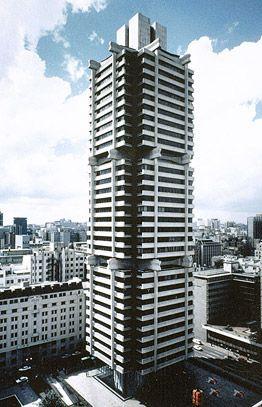 Standard Bank Centre | 1970 | Johannesburg, South Africa | HPP Architects