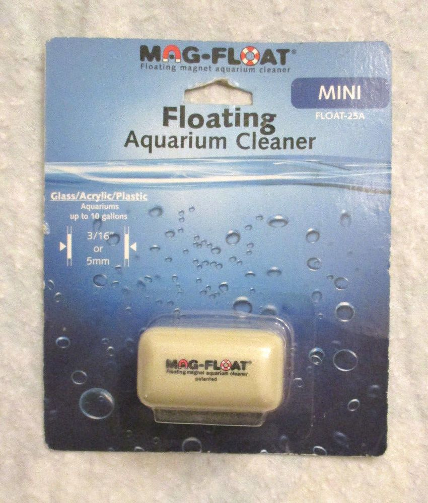 for Glass And Acrylic . Mag-float Mini