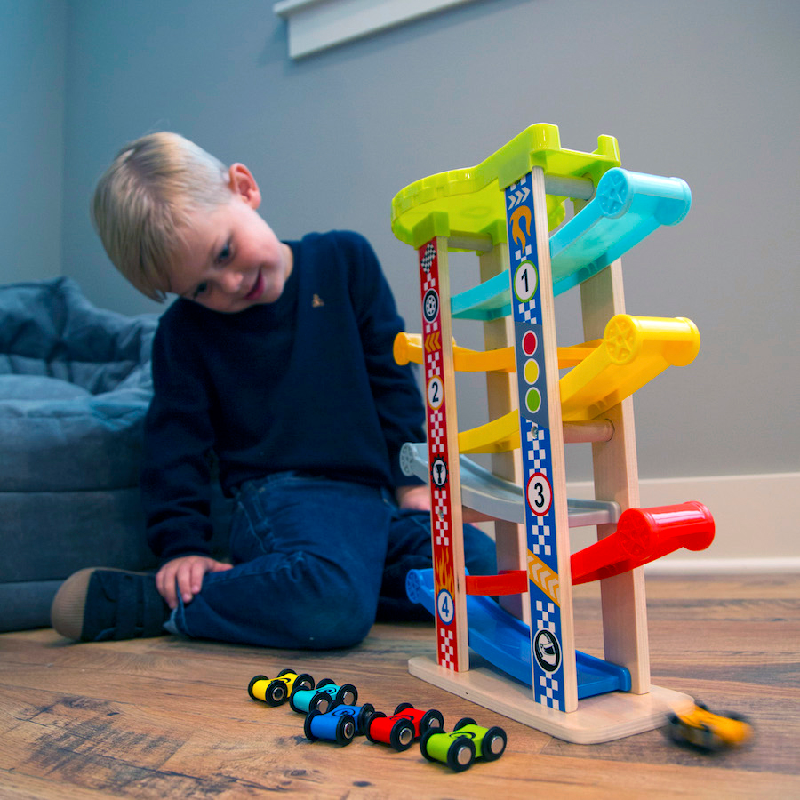 ZigZag Racetrack - Best Early Learning Toys for Ages 2 to ...