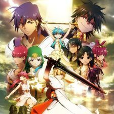 Magi: The Labyrinth of Magic - Trọn bộ