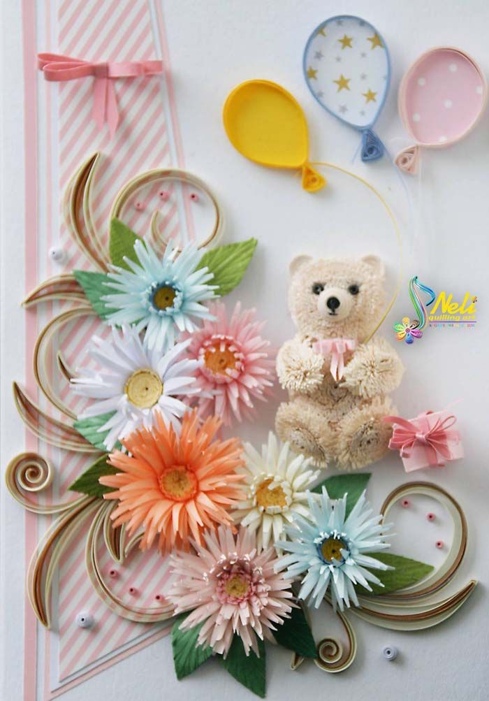 100 best paper quilling cards  beautiful photos  with