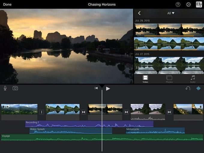 Ten of the best video editing apps for iPhone, iPad, Android and Windows 8