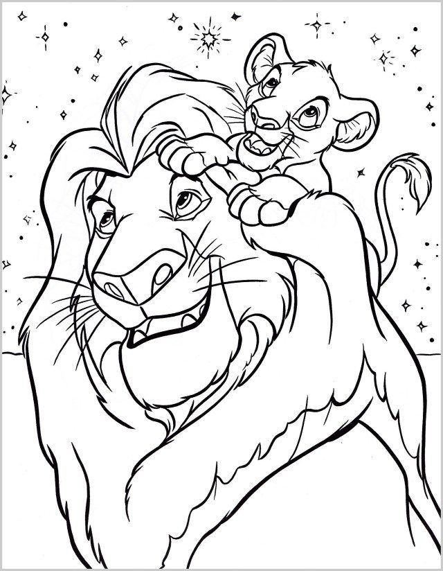 21 Beautiful Picture Of Blank Coloring Pages Entitlementtrap Com Lion Coloring Pages Disney Coloring Sheets Disney Coloring Pages