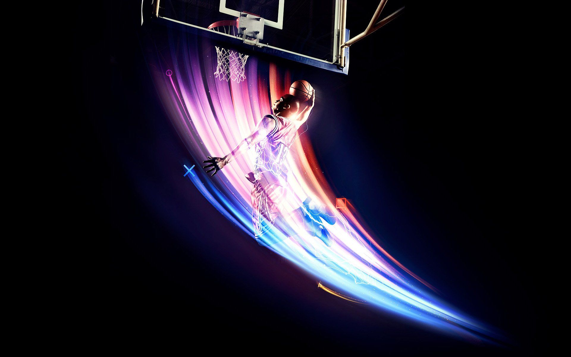 Cool basketball wallpapers hd WallpaperLost Обои для