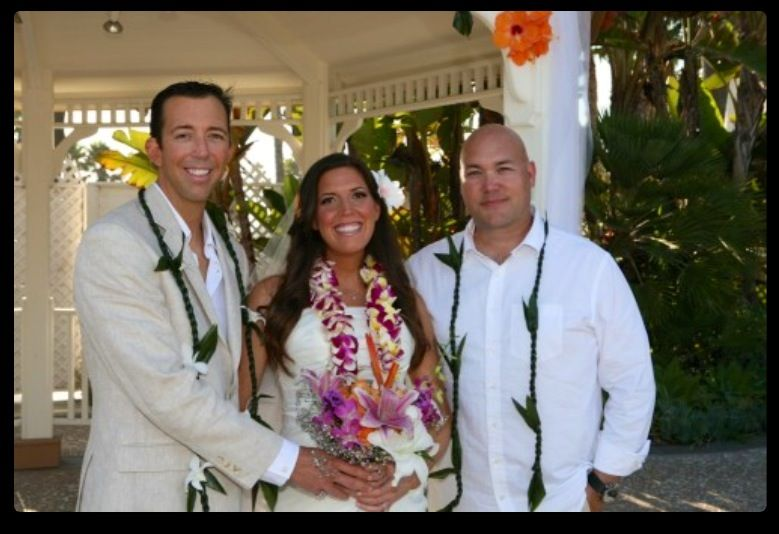Jeff and Audrey Robertson, Wed on 9-23-2012 at The Waterfront Hilton Beach Resort, Hunt