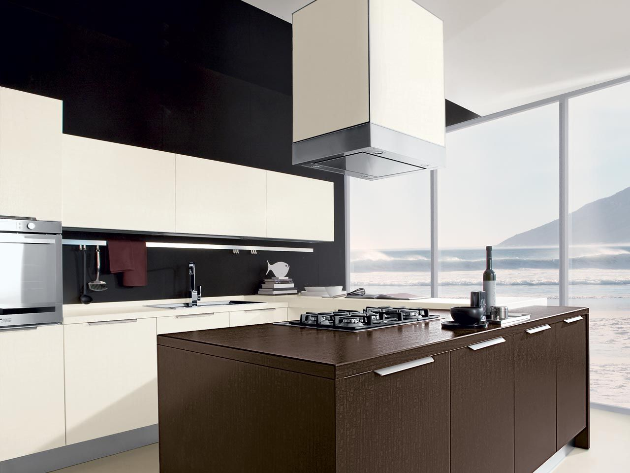Nilde Gres - Kitchens - Cucine Lube | Kitchen Designs | Pinterest