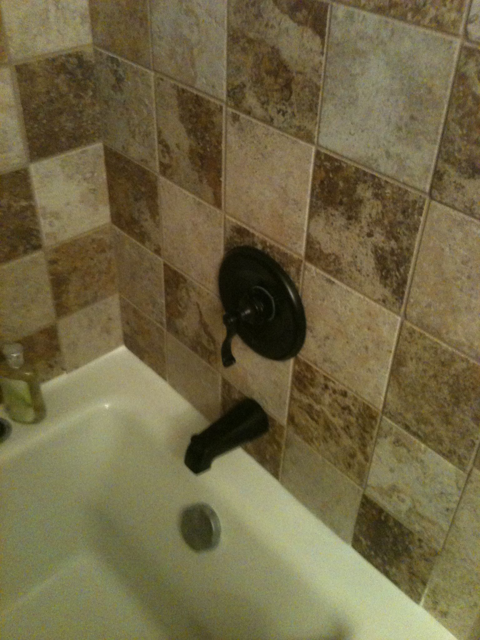 We installed Kohler\'s newest alcove tub--Bellwether. I liked its ...
