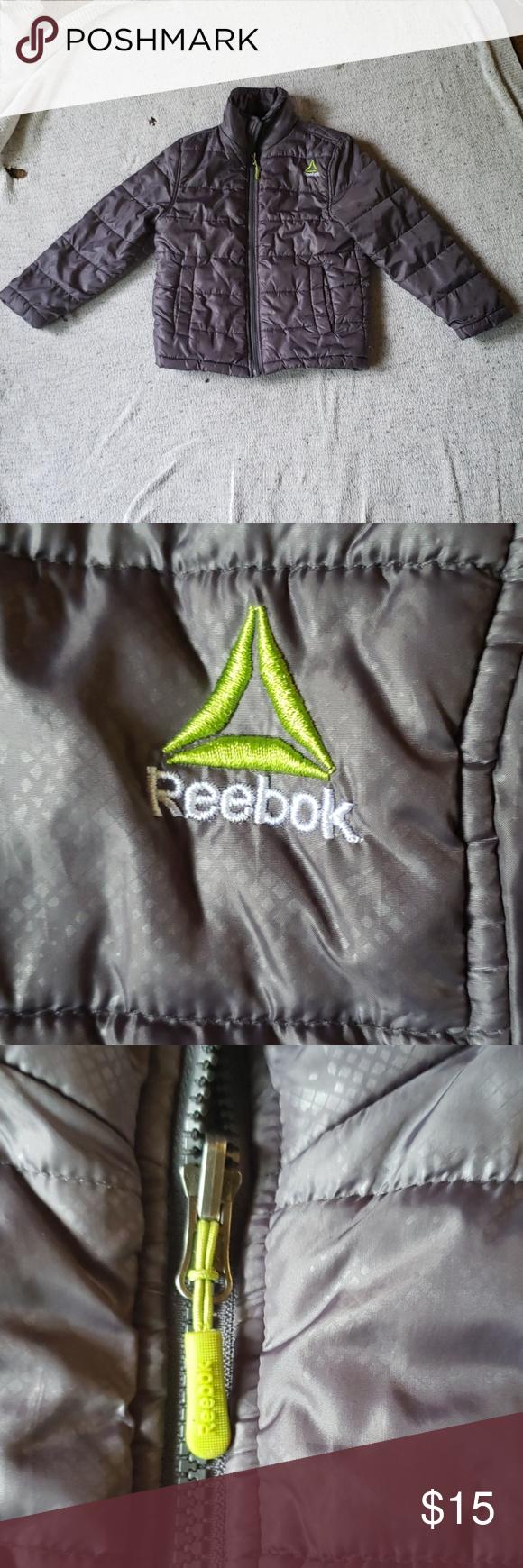 Like New Boys Reebok Puffer Jacket Jackets Puffer Jackets Reebok [ 1740 x 580 Pixel ]