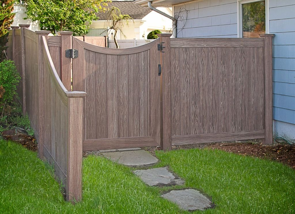 Images Of Illusions Pvc Vinyl Wood Grain And Color Fence Wood Vinyl Vinyl Fence Panels Vinyl Privacy Fence