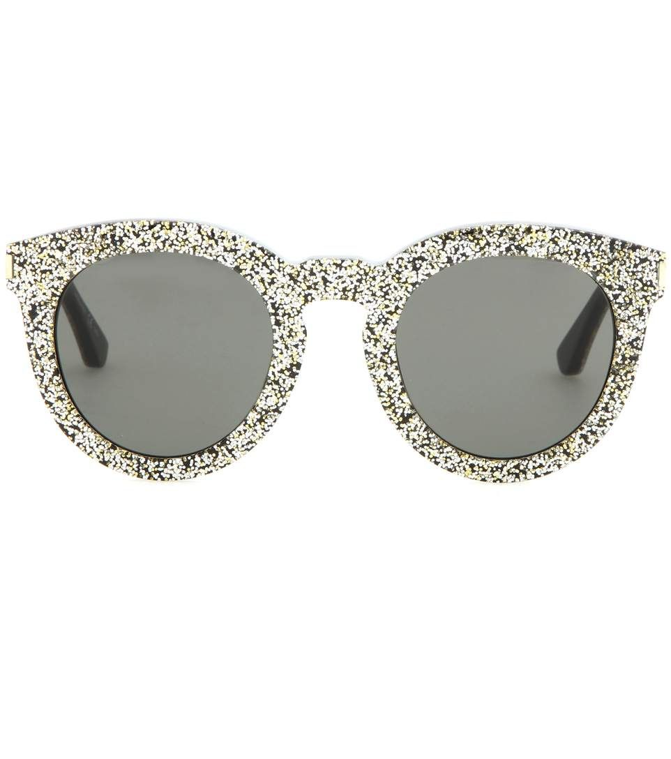 Bold Sunglassessaintlaurentsunglasses Laurent 102 Glitter Saint c5j34qALR