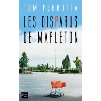 livre Les disparus de Mapleton de Tom Perrotta