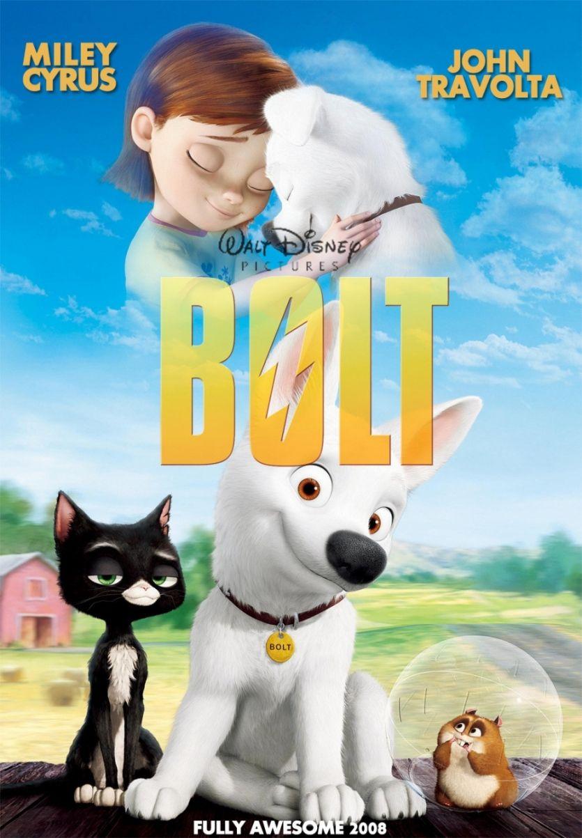 Bolt (un perro fuera de serie en Hispanoamérica) es una película ...