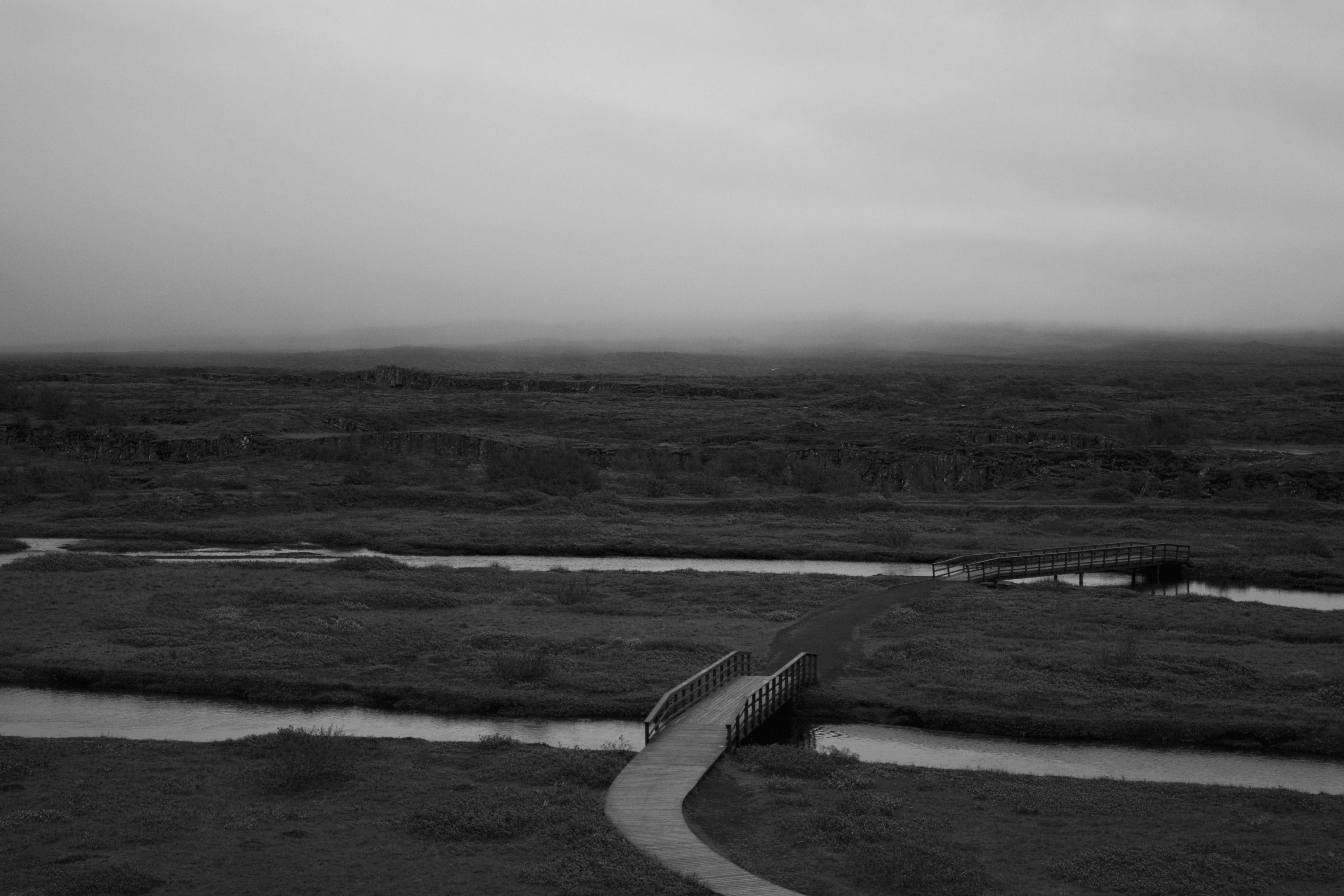 Thingvellir, National Park, UNESCO, Iceland