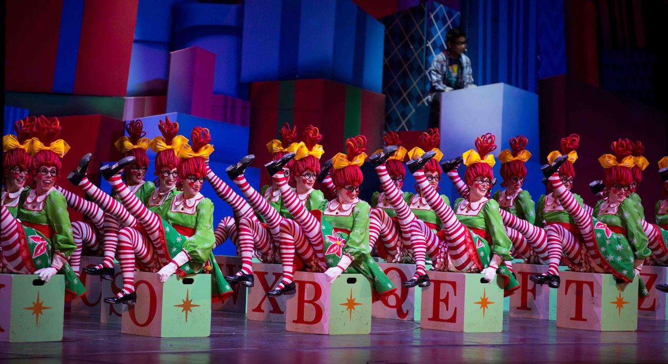 Christmas Spectacular (With images) | Christmas ...