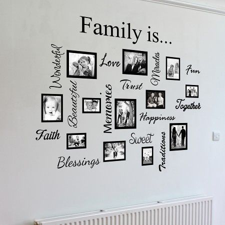 family wall art - Google Search | Διακόσμηση σπιτιού | Pinterest ...
