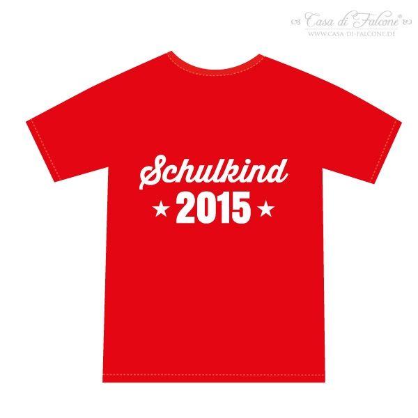 Cooles Schulkind T-Shirt in verschiedenen Farben zur Auswahl  I Einschulung I Schulanfang I Casa di Falcone