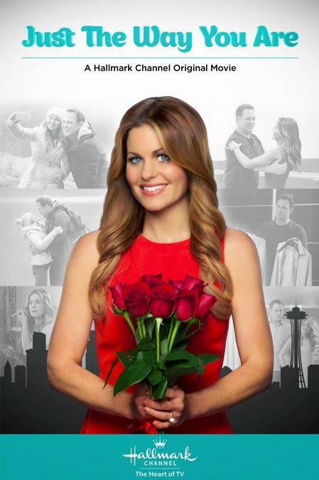 Your Guide To Family Movies On Tv Candace Cameron Bure Stars In The Hallmark Channel Movie Just The Way You Are Family Movies Hallmark Movies Candace Cameron