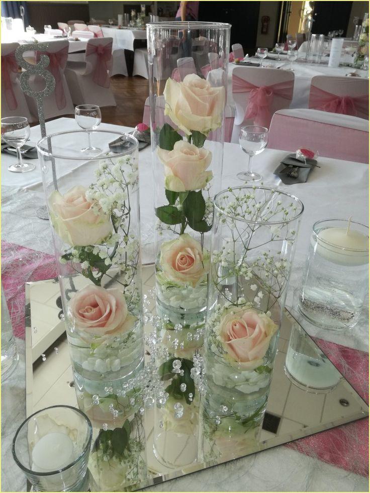 Hochzeitsblumen Dekoration Tisch 2020