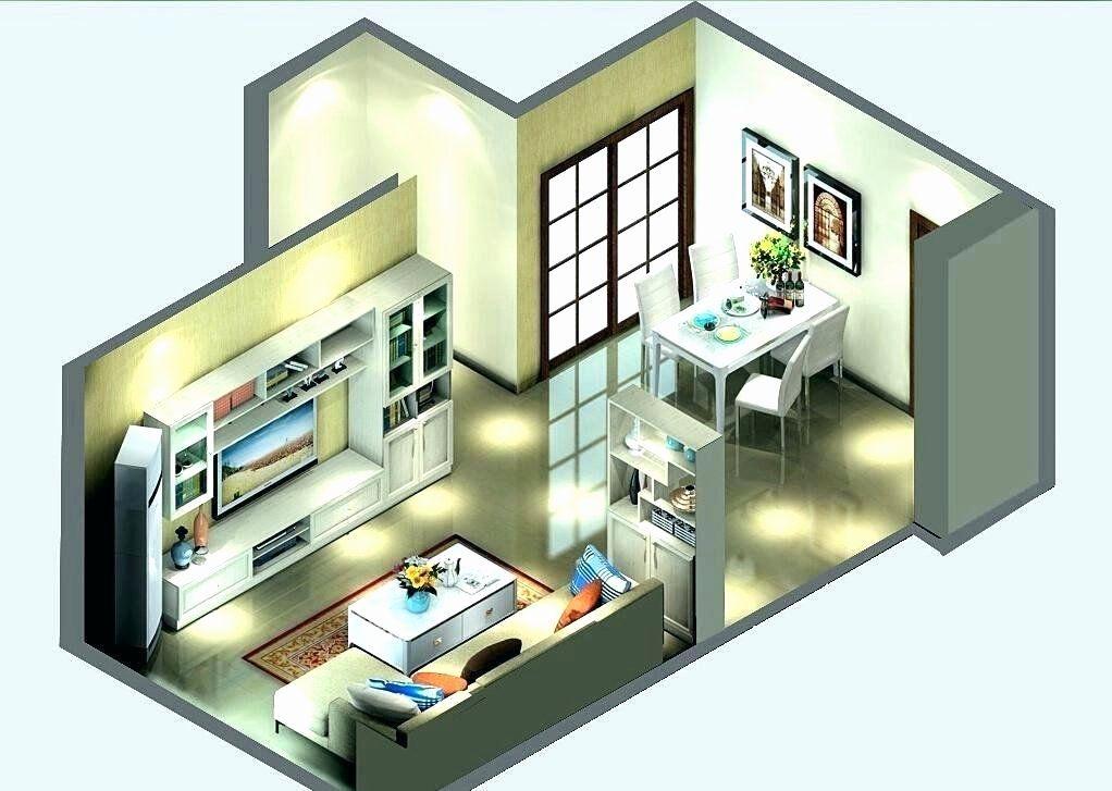 Sketchup Bedroom Interior Di 2020