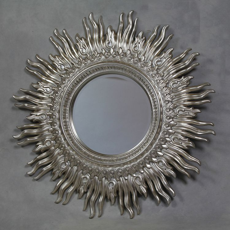 Extra Large Silver Starburst Mirror 120x120x6cm Silver Starburst Mirror Exclusive Mirrors Ee2405 168 30 Mirrors For Every Interior From Starburst Mirror